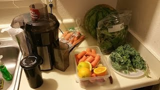 How to Cleaning Your Juicer quick and Easier