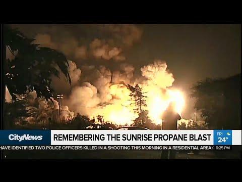 680 NEWS editor recalls covering Sunrise Propane blast