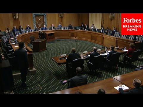 Senate Holds Hearing On Retirement