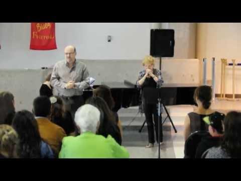 Carol Elson-Brown - 2014 Recital - June 14 - Barrie City Hall Rotunda