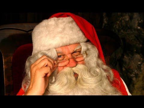 Messaggio di Babbo Natale Lapponia Finlandia Rovaniemi: Videomessaggio Santa Claus per bambini PNP