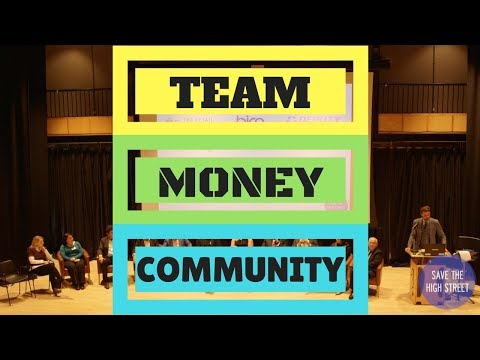 Retail Panel Discusses: Team - Money - Community