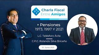 Cadefi   Charla Fiscal Entre Amigos - Pensiones   10 de junio