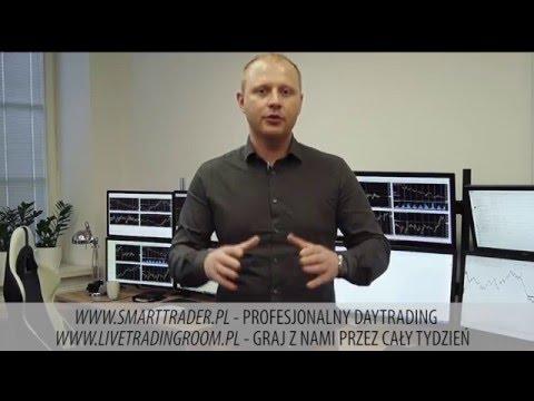 Forex na żywo. Zobacz jak inwestuje na rynku Forex w moim live trading room'ie
