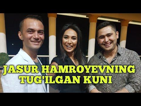 JASUR HAMROYEVNING TUG'ILGAN KUNIDAMIZ (TOSHKENT)