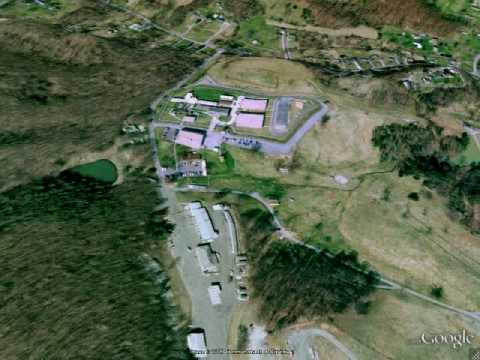 Botetourt Prison - Troutville, VA - Google Earth