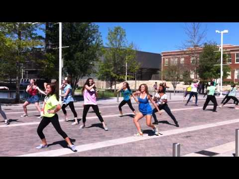 Booker T. Washington High School Flashmob - Oct. 2