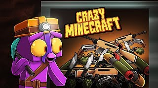 WAR IS COMING!? Preparing for ATTACK on Cody (Crazy Minecraft)
