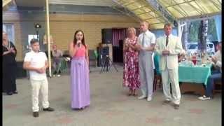 Поздравление племяннице на свадьбу