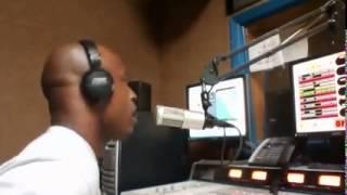 "DJ Stone airs Magnate Ready ft. Yung Ralph ""Bright Like a Light"" on 96.7 FM in Valdosta, GA"