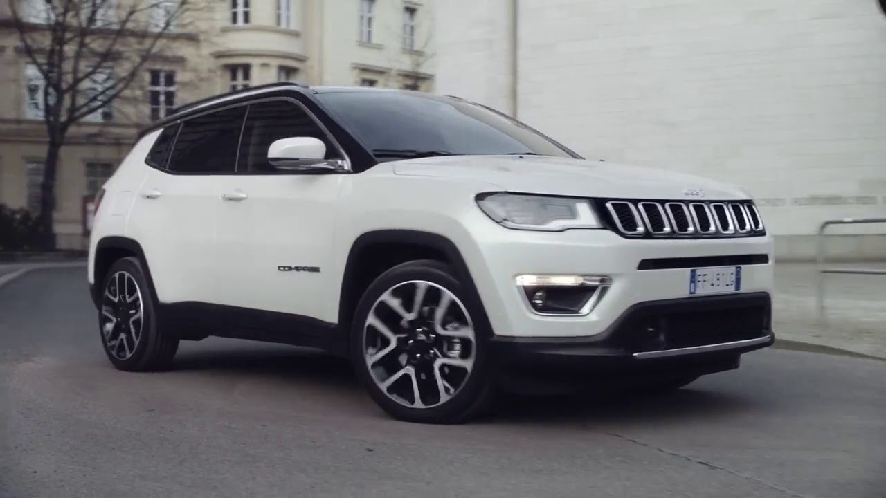 nouvelle jeep compass raffinement