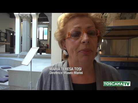 2017-03-13 PISTOIA - MARINO MARINI, 'CERTIFICATE' 1.100 OPERE SCULTORE