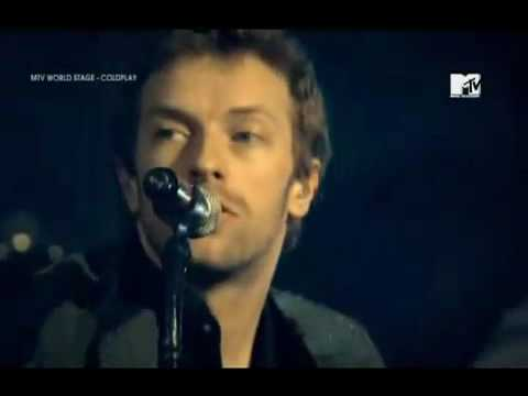 Coldplay - Life in Technicolor & Violet Hill (Live from MTV World Stage in Tokyo 2009)