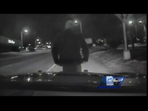 Dashcam video shows arrest of Milwaukee police officer