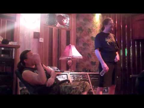 "Cannibal Corpse ""Torture"" studio video: drum tracking and guitar tones"