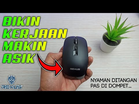 unboxing-mouse-wireless-rexus-q20-|-simple-murah-&-nyaman-buat-kerja-!