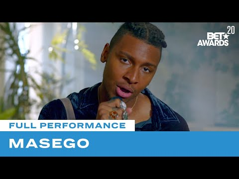"""MASEGO Sings To The Queens In """"Queen Tings"""" Performance 