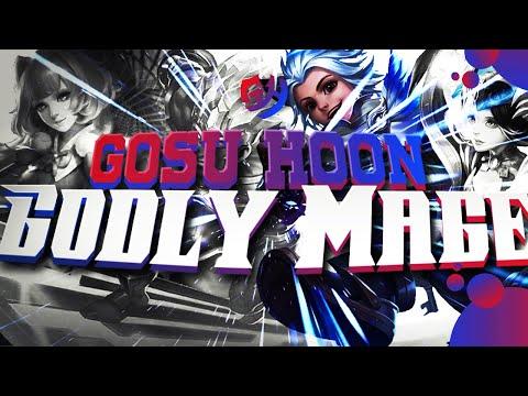 GOSU HOON TOP 3 HARITH! ROAD TO TOP 1 HARITH! |GOSU HOON | MOBILE LEGENDS |