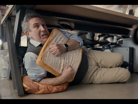 Little Caesars Super Bowl Commercial 2020 Rainn Wilson Best Thing Since Sliced Bread