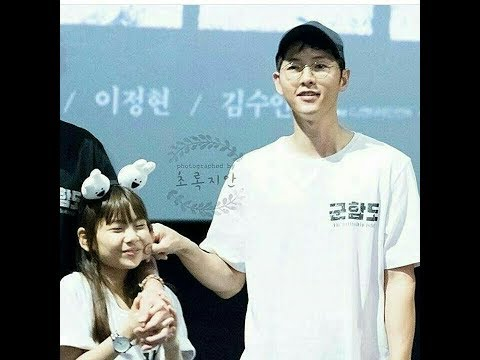 17/08/06 Song Joong Ki ❤Battleship Island Stage Greeting in Busan part 2