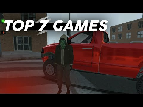 Top 7 Games Like Gta (Android / Download Link)