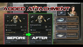 LifeAfter Equip Attachment Addon - Life after (how to)