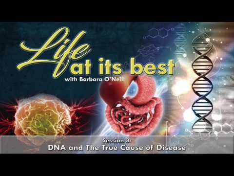 Life At Its Best 6 - DNA & The True Cause of Disease by Barbara O'Neil (18th February 2017)
