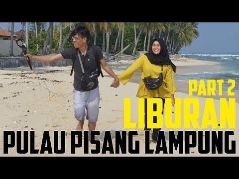 Menelusuri Pulau Pisang Pesisir Barat Lampung (PART 2-2) | Bro Omen