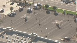 Victims airlifted from transformer incident at Glendale, AZ, gas station