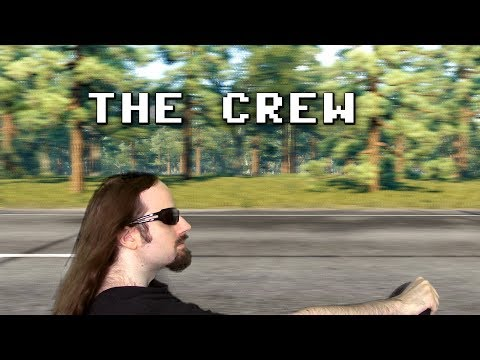 Ross's Game Dungeon: The Crew