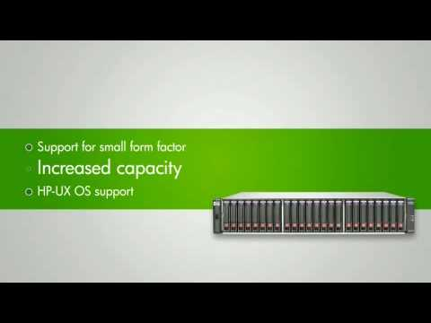 HP MSA 2000 Videos