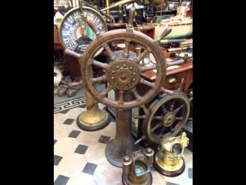 Nautical Antiques Nautical Instruments Nautical Museum Quality Antiquariato di marina