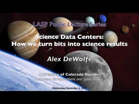 Science Data Centers – How we turn bits into science results