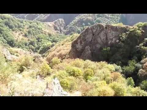 Воротанский каньон. Татев, Армения / Vorotan Canyon. Tatev
