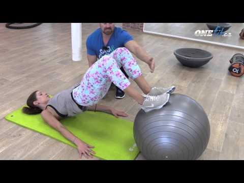 Cviky na stehna a zadek