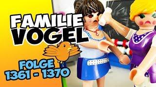 Playmobil Filme Familie Vogel: Folge 1361-1370 Kinderserie | Videosammlung Compilation Deutsch