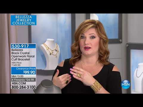 HSN | Bellezza Jewelry Collection 08.14.2017 - 02 PM