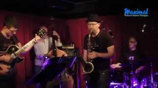 Jazz Night 106-SAX THERAPY BAND-Everyday I Thank You-Live-Konzert-Maximal-Rodgau