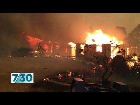 Cobargo residents share incredible tale of survival after bushfire | 7.30