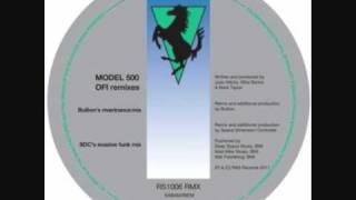 Model 500 - OFI (Bullion's Rivertrance Mix)