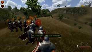 Mount and Gladius: Legio IX Hispana Vs. Wächter des Limes (WdL) 01.06.13