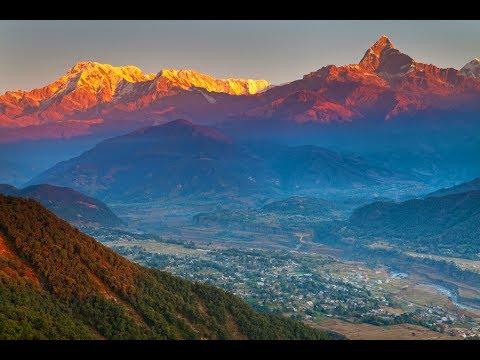 Annapurna Circuit, Nepal   Trekking   2017