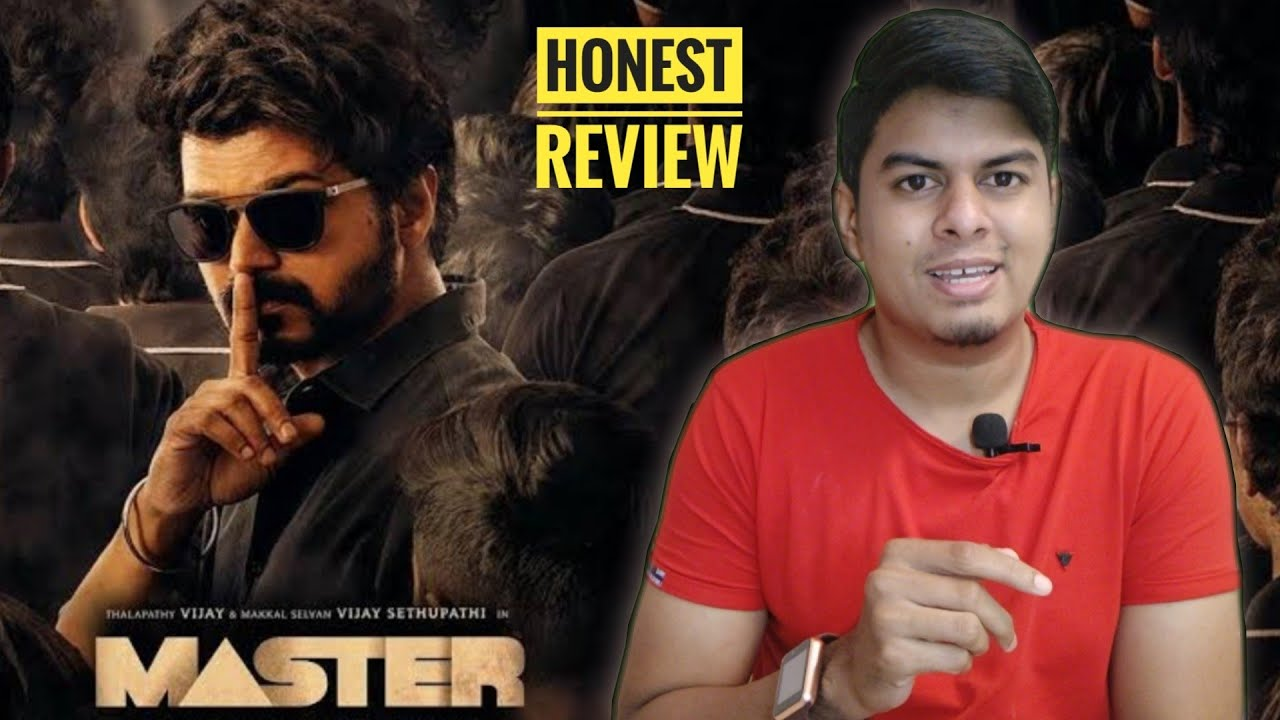 Master Review | Thalapathy Vijay | Lokesh Kanagaraj | Honest Review | Top Serial Reviews