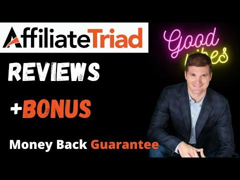Affiliate Triad - Money Back Guarantee + Kartra (All in One Marketing System) Rebate #affiliatetriad