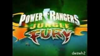mighty morphin power rangers jungle fury opening dwswh2 version