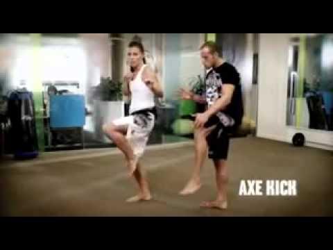 Body combat  Dan and Rachel Cohen about Taekwondo
