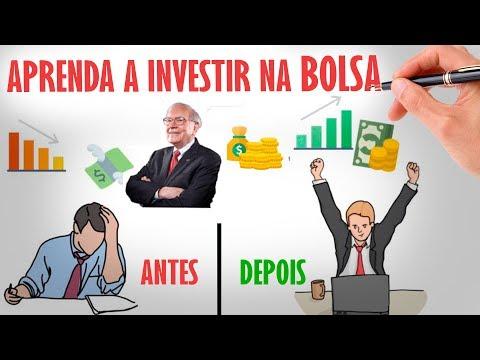 BOLSA DE VALORES PARA LEIGOS (E ESPERTOS) - Aprenda HOJE!