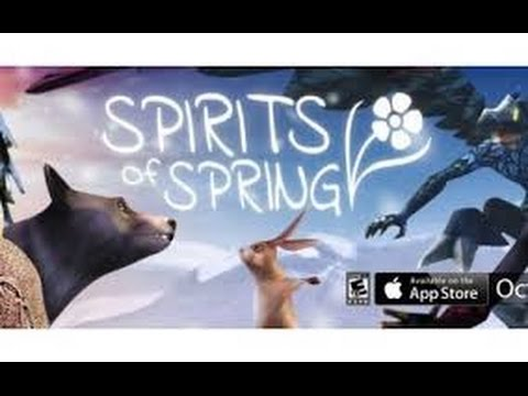 Spirits of Spring iOS / iPad Gameplay (Full HD) [iPhone / iPod touch / Android]