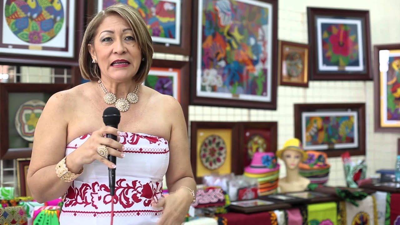 Orgullo paname o feria de artesanias youtube for Feria de artesanias 2016
