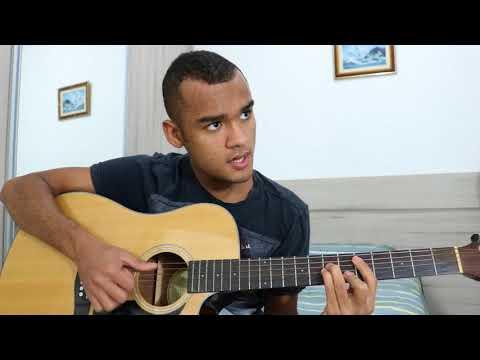 Como tocar Quero ser feliz também (Natiruts) com 2 acordes no Violão - Aula de Violão